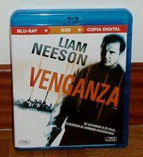 VENGANZA - COMBO BLU-RAY + DVD - NUEVO - PRECINTADO - THRILLER - ACCION - DRAMA