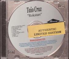 taio cruz limited edition  cd