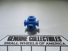 """""""Vintage"""" Fisher-Price Construx Building Toys BLUE CONNECTOR NUTS 1984"""