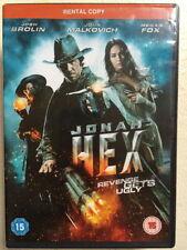JONAH HEX - REVENGE GETS UGLY   (N24)  {DVD}