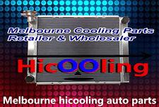 3 CORE 52mm FOR Holden V8 Commodore VG VL VN VP VR VS aluminum Radiator AT&MT