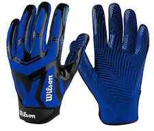 New Wilson Authority Skill Football Glove Adult XL, Skill Players WR, RB, DB, QB