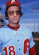 1972 Topps Baseball Original Color Negative.CRAIG ROBINSON Philadelphia Phillies