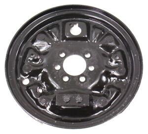 LH Rear Drum Brake Backing Plate 93-99 VW Jetta Golf Cabrio MK3 ~ Genuine ~
