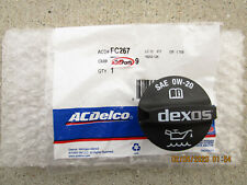 GM GMC CADILLAC CHEVY 12668659 ACDELCO FC267 ENGINE OIL FILLER FLUID CAP OEM NEW