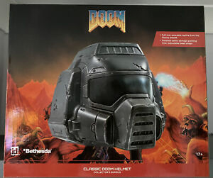 Classic Doom Helmet Collectors Edition