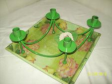 Markenlose Deko-Kerzenständer & -Teelichthalter aus Eisen für Stab-&Tafelkerze