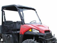 SuperATV Full Windshield for Polaris Ranger Midsize 570 (2015+)