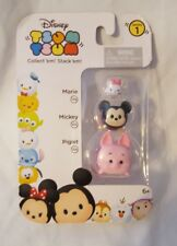 Disney Tsum Tsum Stackers - Series 1 - Marie (158), Mickey (102), Piglet (154)
