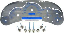 Instrument Cluster Upgrade Kit Stainless Steel w/ Trans Temp Dorman 10-0106B