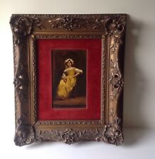 REDUCED BY £500! 19th century Italian Teofilo Patini (1820-1902)