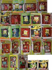 SpongeBob Squarepants Schwammkopf-Figur Ornament Weihnachten AUSSUCHEN: