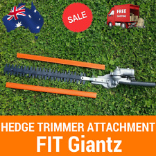 Hedge Trimmer Attachment For Petrol Brush Cutter, Multi Tool Fit Giantz