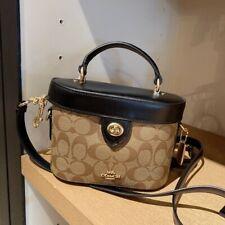 NWT COACH f78277 KAY CROSSBODY IN SIGNATURE CANVAS handbag