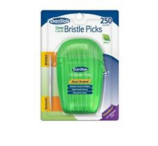 DenTek Deep Clean Bristle Picks 3 Pack 250.0ea total 750 picks