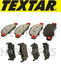 For Porsche Boxster Cayman Set Pair of Front & Rear Disc Brake Pad Textar