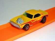Hot Wheels 1974  Redline  Flying Colors  Heavy Chevy  Yellow  Loose