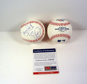 Marcus Luttrell Seal Lone Survivor Signed Autograph MLB Baseball PSA/DNA COA