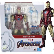 Bandai Tamashii S.H.Figuarts Marvel Avengers Endgame Iron Man Mark 85 Figure