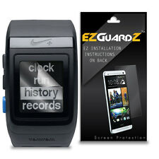 3X EZguardz LCD Screen Protector Cover HD 3X For Nike+ Sportwatch (Ultra Clear)