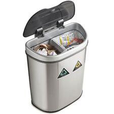 VonHaus 70L Recycling Sensor Bin