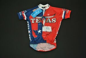 Don't Mess With Texas Cycling Jersey Men's M Medium New NWT Canari