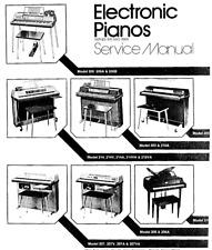 WURLITZER 200 200A 200B 203 203W 205V 206 207 214 215V Service Manual Diagrams