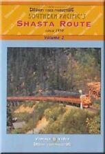 Southern Pacific's Shasta Route Circa 1950 Vol 2 SP DVD
