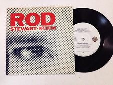 Rod Stewart Infatuation Three Time Loser EXc 1975 Pc 7`` Record