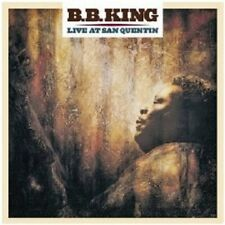 B.B. KING - LIVE AT SAN QUENTIN  CD NEW!