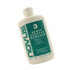 New listing Novus Plastic polish, 3, 8 oz