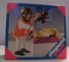 Playmobil special Baby-Notärztin 4623 von 2004 Neu & OVP Krankenhaus Ärztin Baby