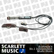 LR Baggs Lyric Microphone Acoustic Guitar Pickup *BRAND NEW*