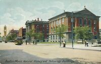 BOSTON MA – Natural History and Technology Buildings - udb (pre 1908)