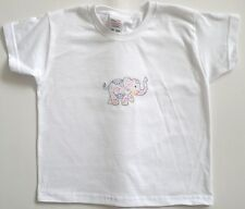 Unbranded Embroidered T-Shirts (2-16 Years) for Girls