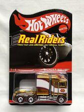 HOT WHEELS RLC REAL RIDERS SERIES 13 THUNDER ROLLER SEMI # 1909