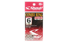 Shout 82-CR Combi Ring Split Ring with Solid Ring Size 6 74 lb (6825)