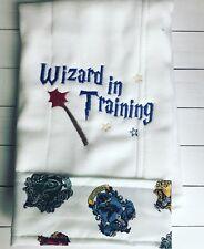 Harry Potter Baby Burp Cloth
