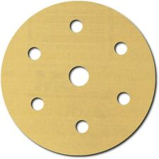 MP P1500 Velcro disk 100pk 150mm 7 hole