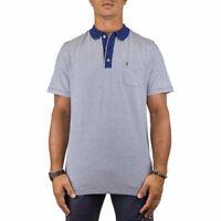 Siviglia Polo T-Shirt tg.XXL Uomo Col. Blu |Occasione -54% |