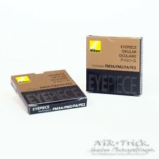 Nikon Eyepiece for FM3a, FM2 FA, FE2 etc ~ Brand New Genuine Part