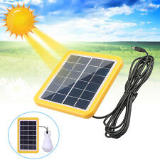 2W 6V Wired Polycrystalline PET+EVA Laminated Mini Solar Cell Panel Solar Power