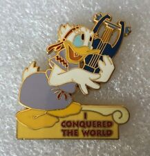 Disney Pin - I Conquered the World Series (2002) - Daisy Duck Only
