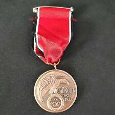 Médaille de l'ordre du sang insigne militaire allemand WW2