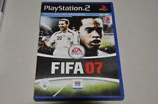 PlayStation 2 Juego-FIFA 07-futbol EA Sports-completo alemán ps2 OVP