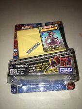 2005 Marvel Figure Factory Nightcrawler Toybiz Buildable Action Figure New Toy