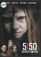 5150 SECRETS CAN KILL (DVD) Horror! We Combine Shipping in the U.S.!
