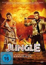 Jungle-In Der Gewalt Der Kannibalen (DVD, 2014) Neu