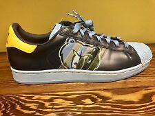 Adidas Superstar I NBA Memphis Grizzlies Mens, Size 14 (Brand New)