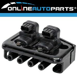Tridon Ignition Coil Pack Ford Laser KN + Mazda 323 BJ 1.8L FP 1998~2000 1839cc